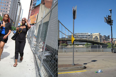 Pittsburgh Diptych