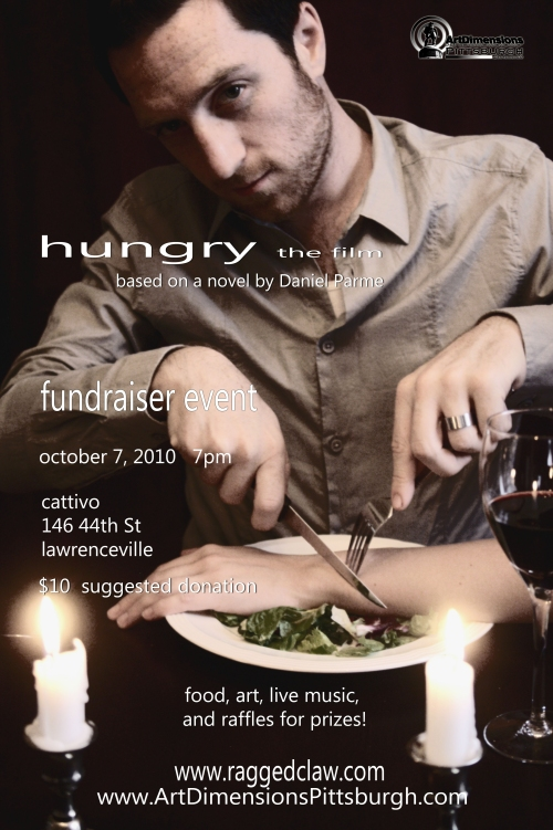 Hungry film by Daniel Parme